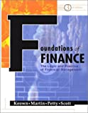 Foundations of Finance and PH Finance Center Pack (With CD-ROM) (0130198382) by Keown, Arthur