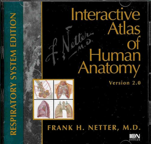 Interactive Atlas Of Human Anatomy - Respiratory System Edition (Version 2.0)