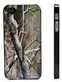 Unique! Camouflage Camo Tree Print iPhone 4 4s 4g Hard Back Case Cover