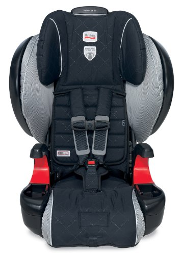 Britax Pinnacle 90 Booster Car Seat, Manhattan front-1029365