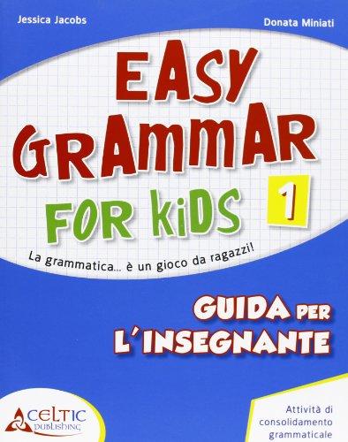 Easy-grammar-for-kids-Guida-per-linsegnante-Per-la-Scuola-elementare