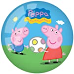 9 Inch Peppa Pig Play Ball - Peppa Pi...