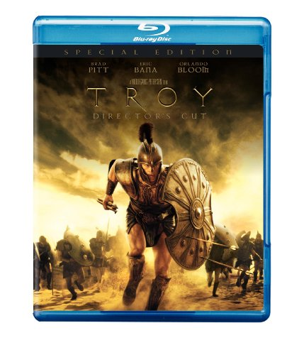 Troy - The Director's Cut [Blu-ray]