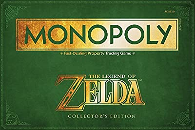 MONOPOLY: The Legend of Zelda Collector's Edition from USAopoly