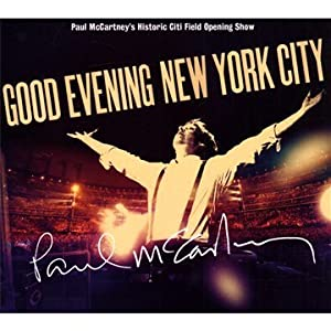 """Cover of """"Good Evening New York City [2 C..."""