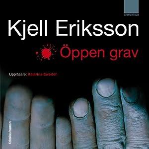 Öppen grav Audiobook