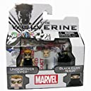 Minimates: The Wolverine Undercover Viper and Black Clan Ninja 2-Pack