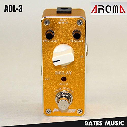 oxgrow-tm-mini-pedale-a-effet-aroma-adl-3-retard-ac-dc-adaptateur-jack-true-bypass