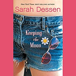 Keeping the Moon Audiobook