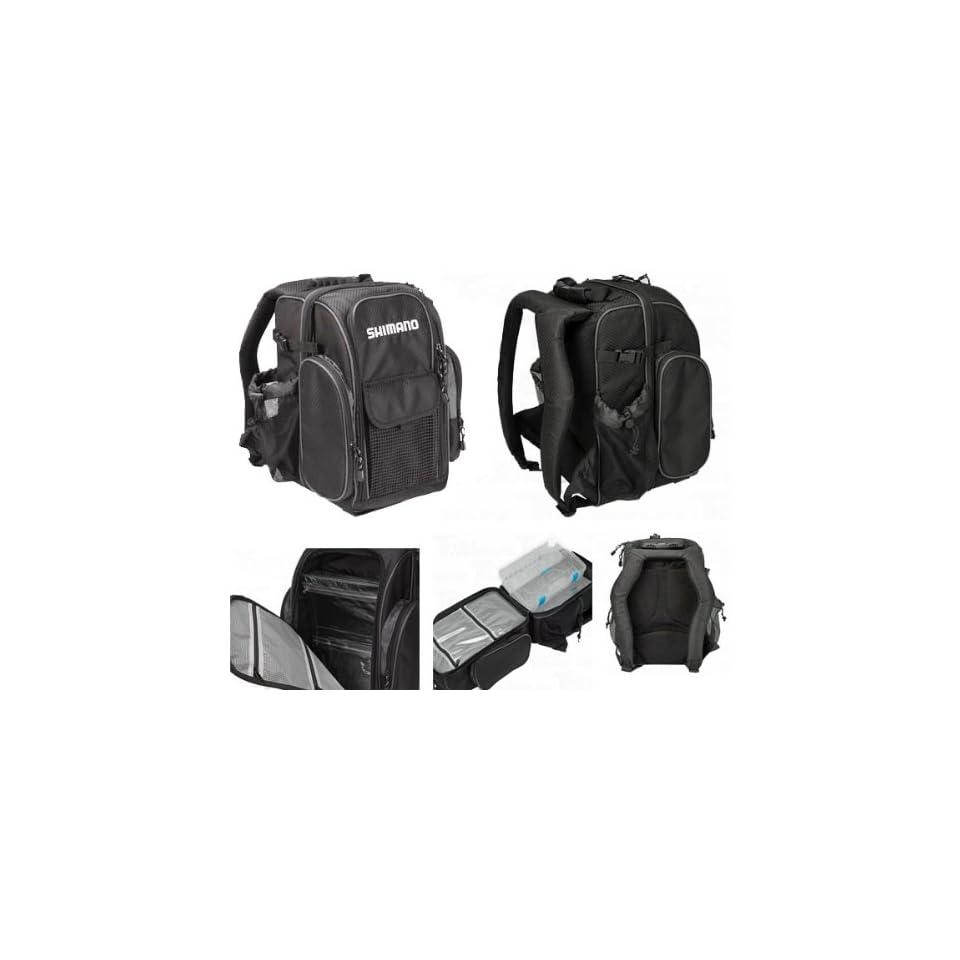 3a35271ec83 Shimano Blackmoon Fishing Tackle Backpack   Building Materials ...