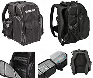 Shimano Blackmoon Fishing Backpacks by Shimano