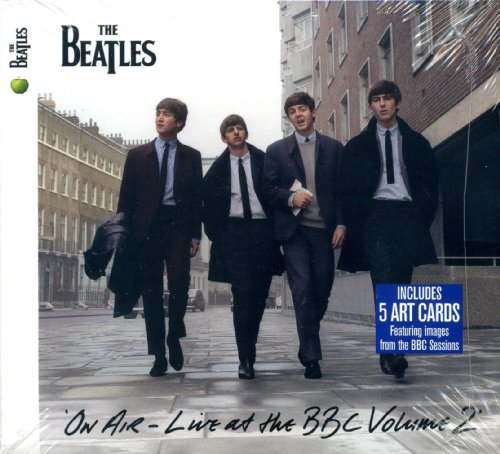 On Air – Live At The BBC Volume 2 (Limited Edition with 5 Art Cards) by The Beatles