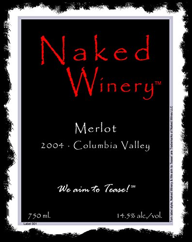 2004 Naked Winery Merlot 750 Ml