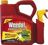 Weedol Gun! Rootkill Plus 3 litre
