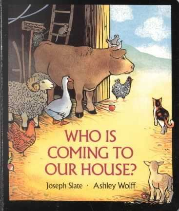 Who Is Coming to Our House? (Sandcastle Book)