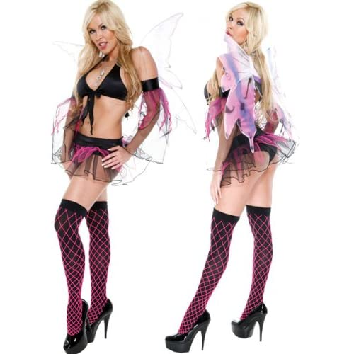 Sexy Costume Idea: Hot Blondes Babes in Forplay Heart Breaker Costume