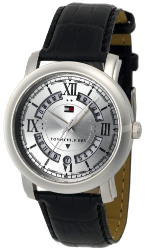 Tommy Hilfiger Men's Leather Watch #1710130 - Buy Tommy Hilfiger Men's Leather Watch #1710130 - Purchase Tommy Hilfiger Men's Leather Watch #1710130 (Tommy Hilfiger, Jewelry, Categories, Watches, Men's Watches, Casual Watches, Leather Banded)