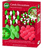 Wilton 2104-6005 Gingerbread House Candy Assortment