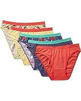 Dim - Les Pockets - Culotte - Lot de 5 - Femme