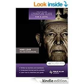 Philip Allan Literature Guide (for A-Level): King Lear (Philip Allan Literature Guides)
