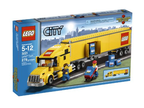 LEGO Truck 3221 (Lego Trucks With Trailer compare prices)