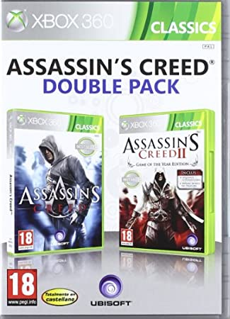 Paquete Assassin's Creed + Assassin's Creed 2