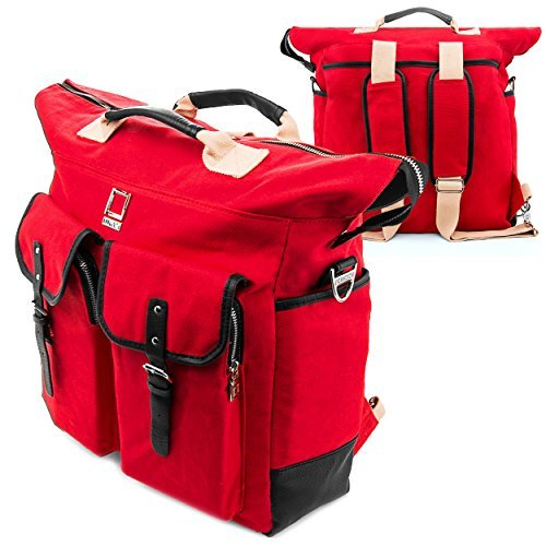 lencca-mini-phlox-backpack-hot-red-carry-on-bag-fits-microsoft-surface-3-pro-3-surface-2-pro-2-by-le