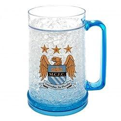 Manchester City F.C. Plastic Freezer Tankard