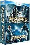 echange, troc Percy Jackson, le voleur de foudre + Eragon [Blu-ray]