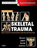 img - for Skeletal Trauma: Basic Science, Management, and Reconstruction, 2-Volume Set: Online and Print, 5e (Browner, Skeletal Trauma) book / textbook / text book