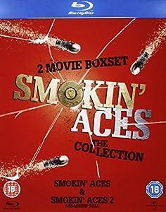Smokin' Aces/ Smokin' Aces 2: Assassin's Ball [Blu-ray] [Region Free]