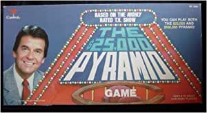 The $25,000 Pyramid Board Game, 1986 Dick Clark Edition