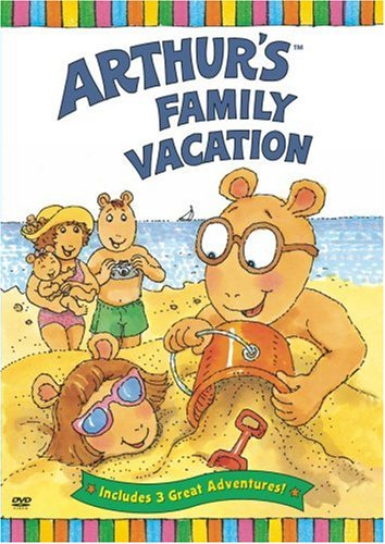 Arthur's Family Vacation Video [VHS]
