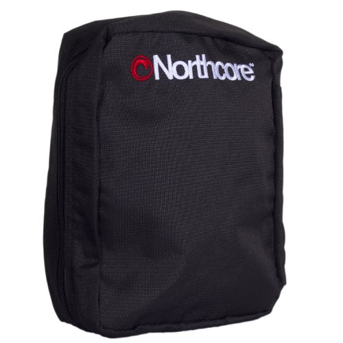 Northcore Deluxe Surf Travel Accessory Case One Size Black