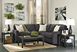 Ashley Alenya 16601-55-67 2PC Sectional Sofa with Left Arm Facing Loveseat...
