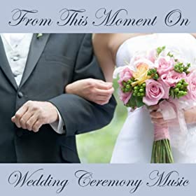 Because You Love Me Wedding Ceremony Music Songs Amazon