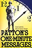 img - for Patton's One-Minute Messages: Tactical Leadership Skills of Business Managers book / textbook / text book