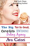 img - for The Big, Not-So-Small, Curvy Girls, BBW Romance, Dating Agency (Plush Daisies) (Volume 1) book / textbook / text book