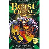 Mortaxe the Skeleton Warrior (Beast Quest)by Adam Blade