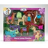 Fisher-Price Dora the Explorer Deluxe Pony Pack