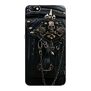 Zip Chain Back Case Cover for Honor 4X