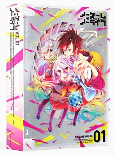 ノーゲーム・ノーライフ [Blu-ray] 全6巻セット [マーケットプレイス Blu-rayセット]