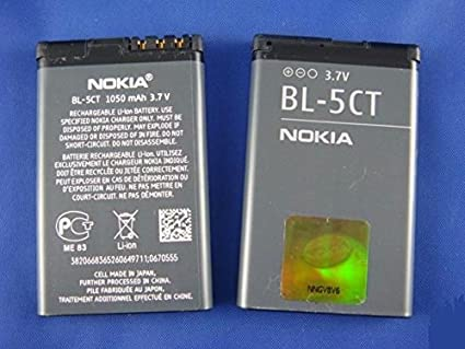 Nokia BL-5CT 1050mAh Battery