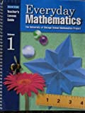 Everyday Mathematics: Teacher's Lesson Guide Volume 1: Second Grade (0075844648) by Bell, Max