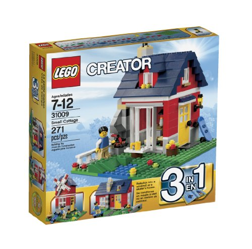 LEGO Creator Small Cottage 31009 Amazon.com