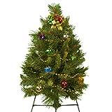 Sympathy Silks® 24in Christmas Tree on Easel (TR1173) Sale