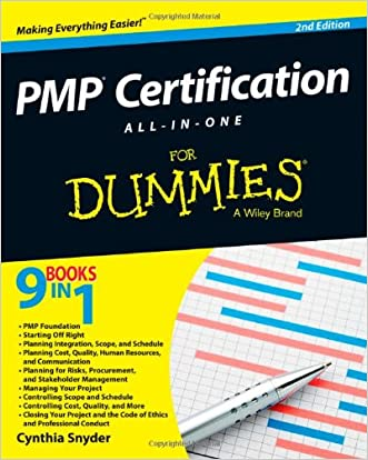 PMP Certification All-in-One For Dummies written by Cynthia Snyder Stackpole