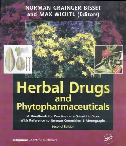 Herbal Drugs And Phytopharmaceuticals: A Handbook For Practice On A Scientific Basis