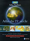 echange, troc Jacques Charlier, Jean-Pierre Adjadji, Antoine Beyer, Christian Chavenon, Collectif - Atlas du 21e siècle