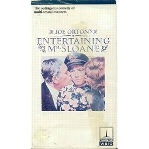 Entertaining Mr Sloane - Joe Orton